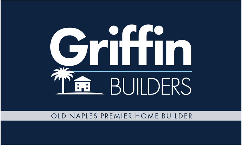 Naples Luxury Home - business card | Griffin Builders - Naples, Florida