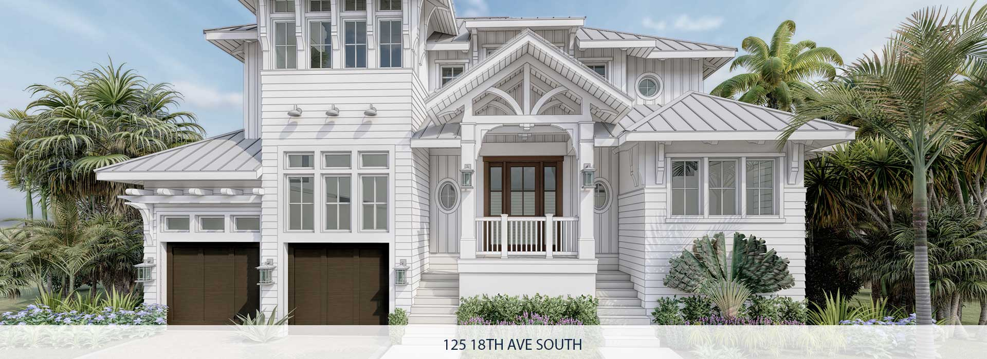 125 18th Avenue South | Griffin Builders - Naples, Florida