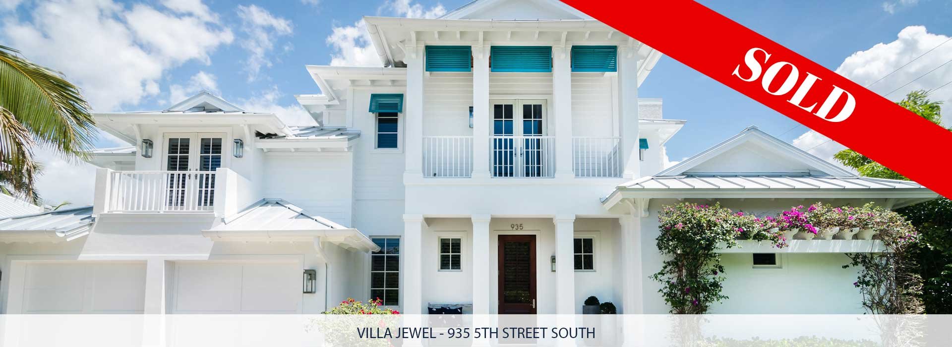 Villa Jewel Naples, Florida Sold | Griffin Builders